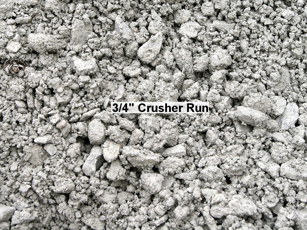 Crush Run